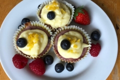 Lecker Cupcakes, selbst gemacht