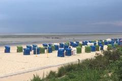 Der schöne Strand in Wyk